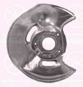MERCEDES (W124) E-KLASSE 84-............ SPLASH PANE  BRAKE DISC, FRONT AXLE RIGHT, DIAME